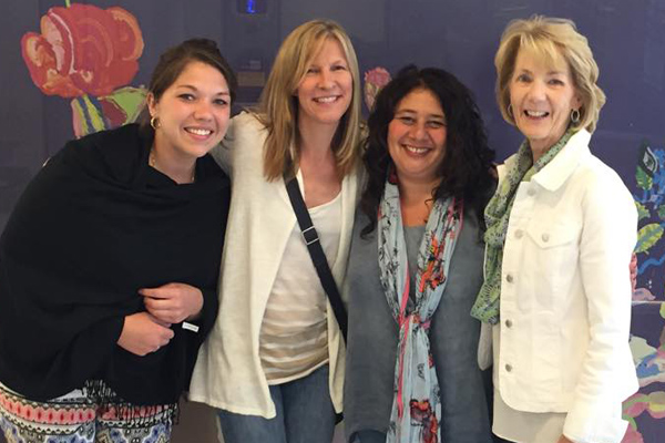 SHED Educators say good bye to Reggio
