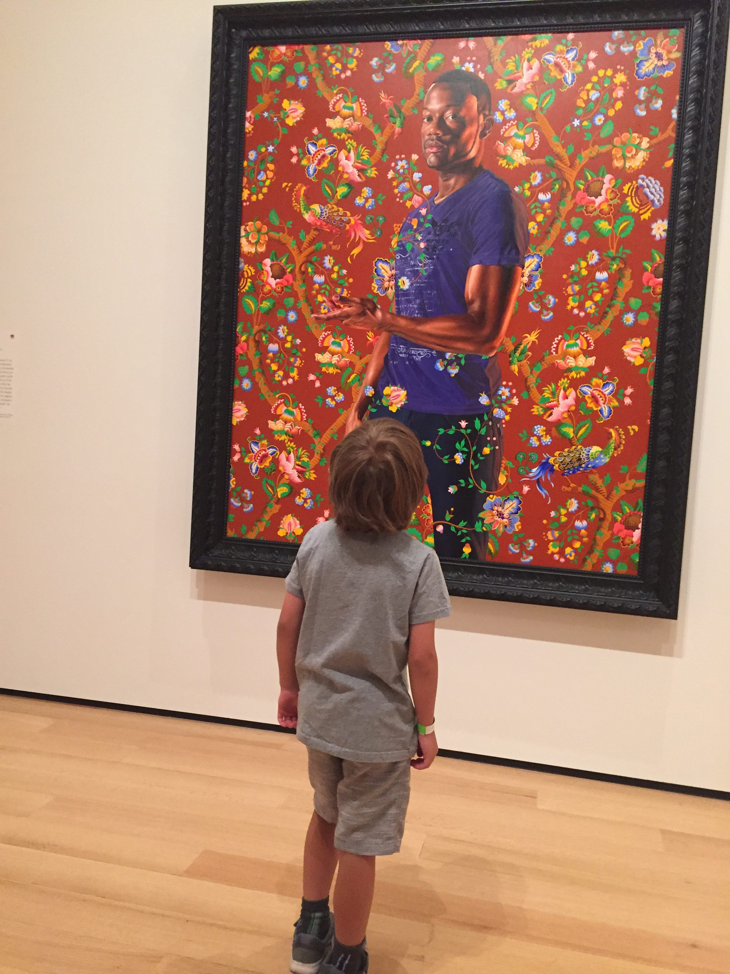 Experiencing Museums with Children