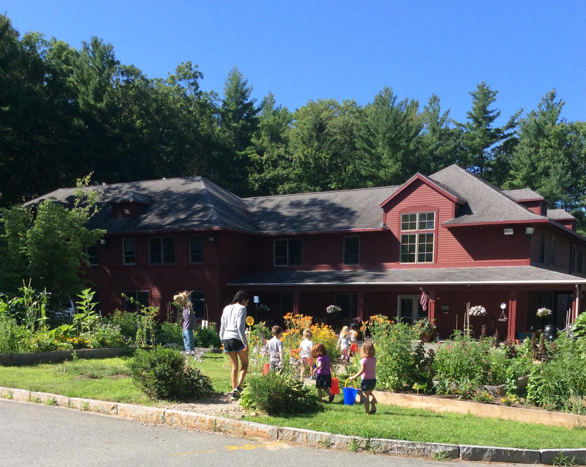 Kid's Club Organic Garden
